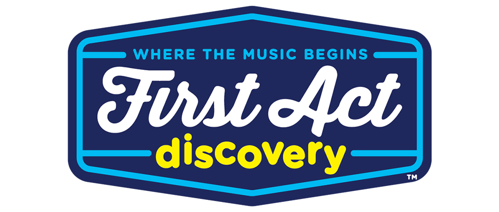 First Act Drum Set: Kids Discovery Kits, Junior Electronic Pad, Sticks
