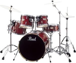 Vintage Pearl Drums: Discontinued Sets - Export, SoundCheck