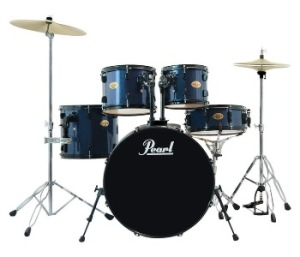 Pearl Target Series Drum Kit: Review, Price, Shell Finishes